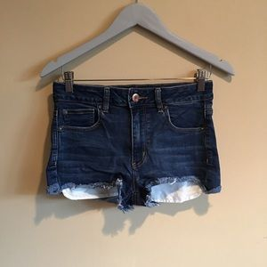 American Eagle Outfitters High Rise Shortie 8